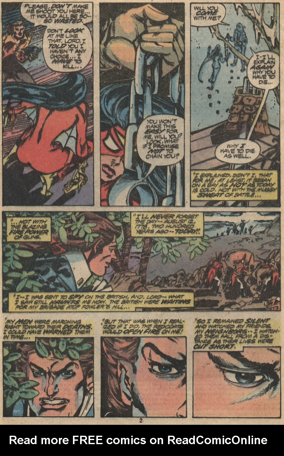 Spider-Woman (1978) Issue #8 #8 - English 3