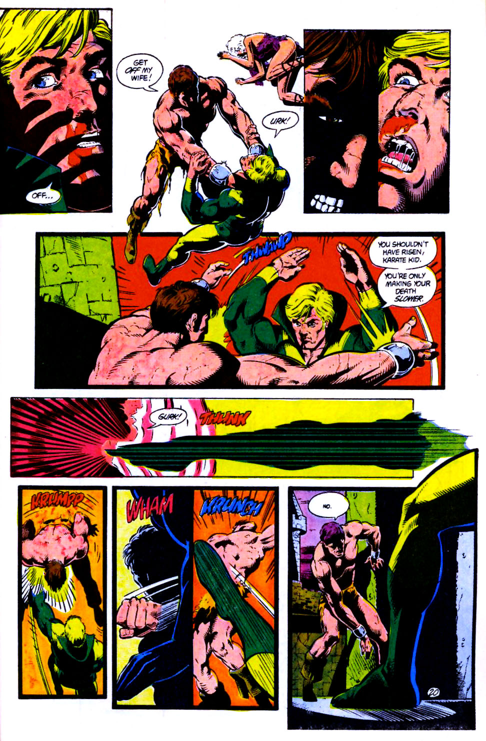 Tales of the Legion Issue #329 #16 - English 21