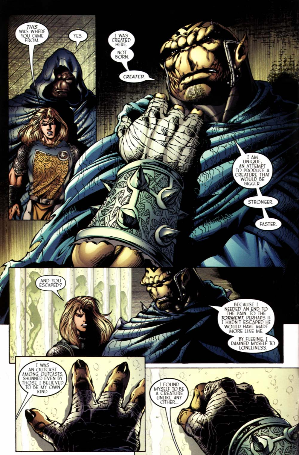Read online Scion comic -  Issue #17 - 8