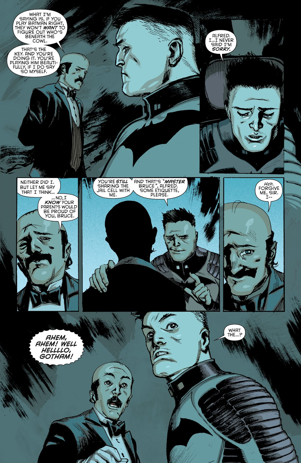 Batman (2011) Issue #24 #43 - English 49