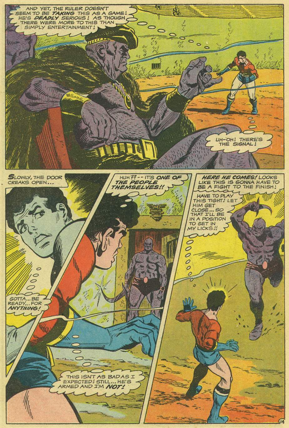 Read online Aquaman (1962) comic -  Issue #43 - 18