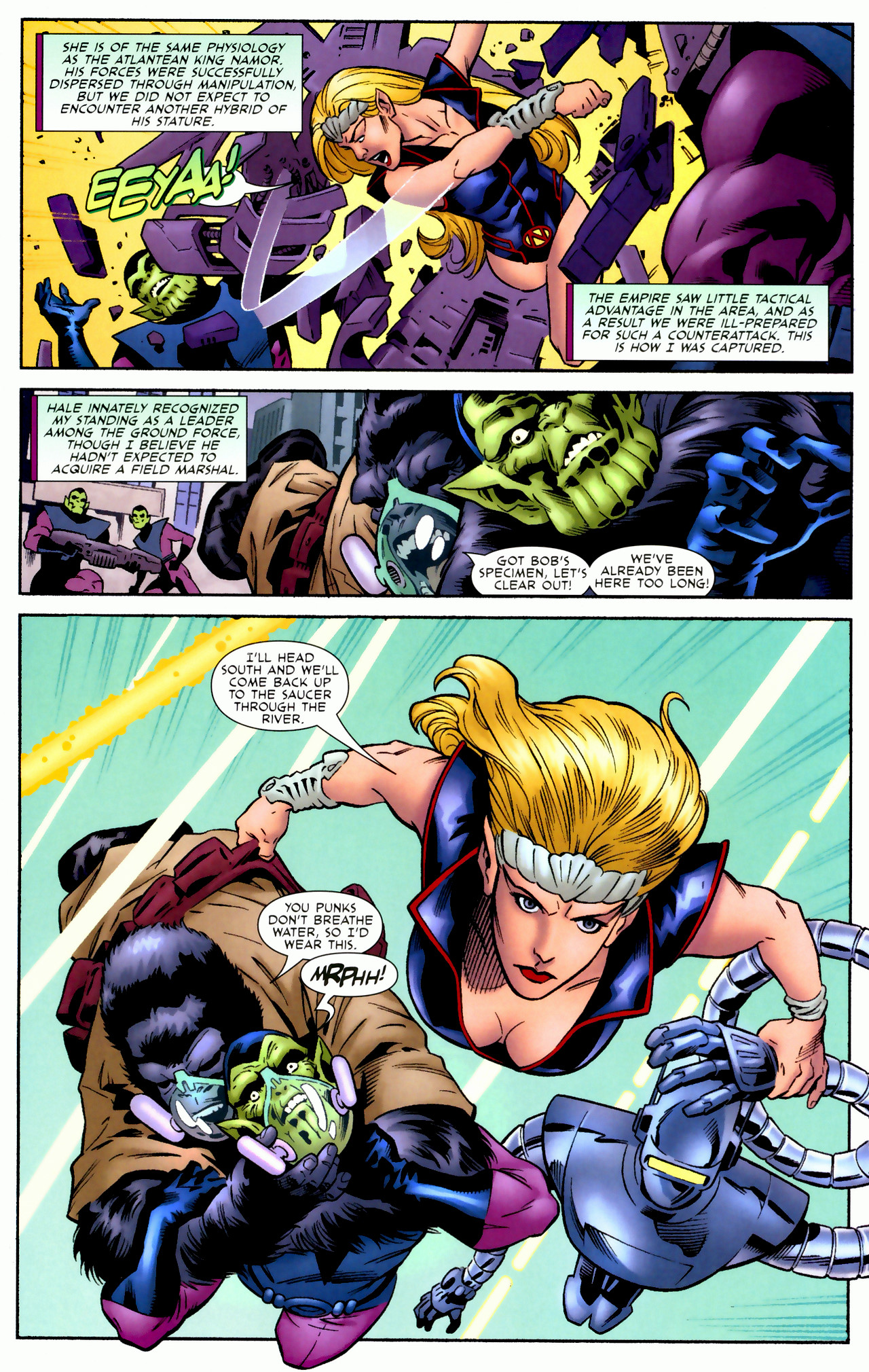 Read online Secret Invasion: Who Do You Trust? comic -  Issue # Full - 40