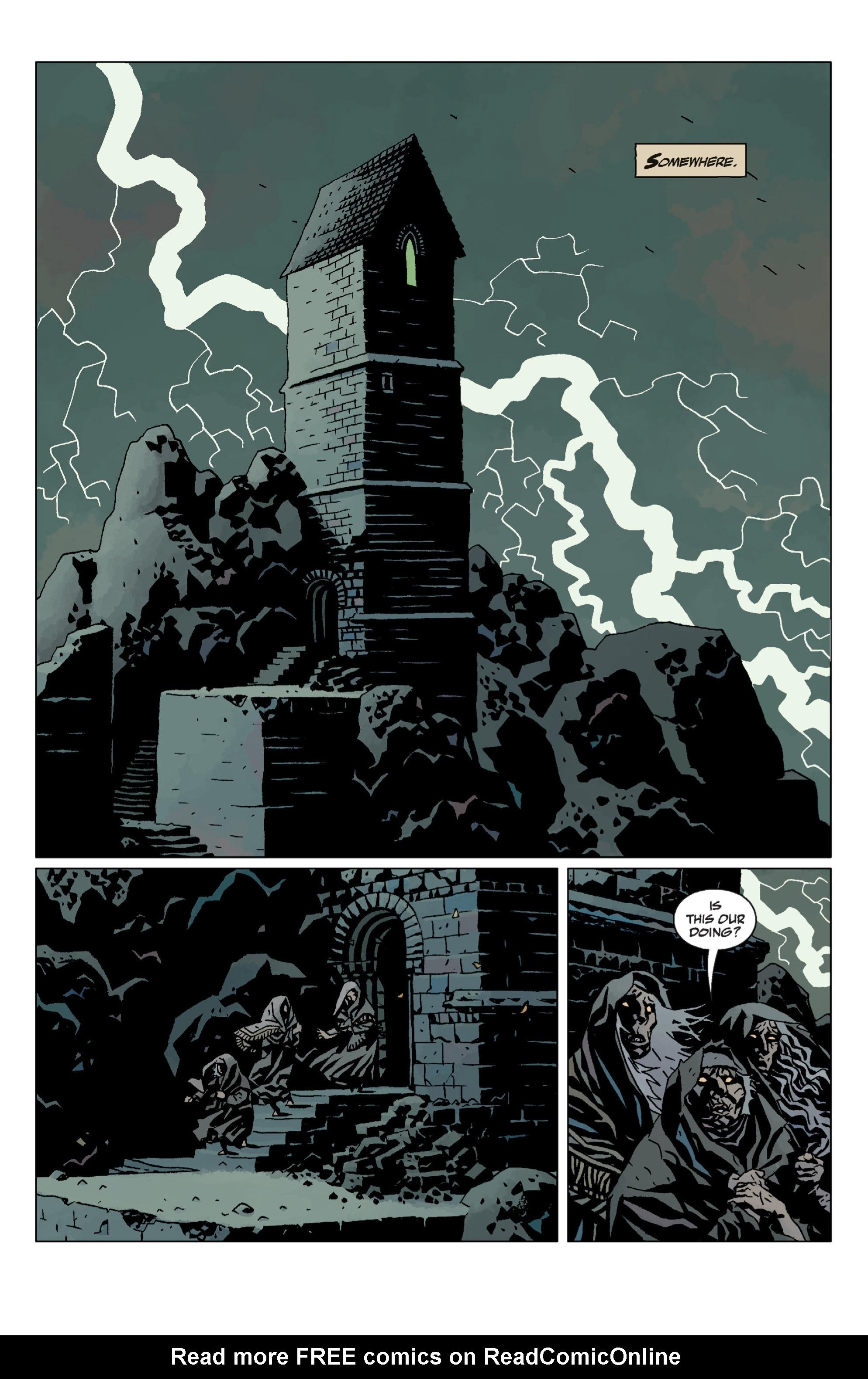 Hellboy chap 12 pic 88