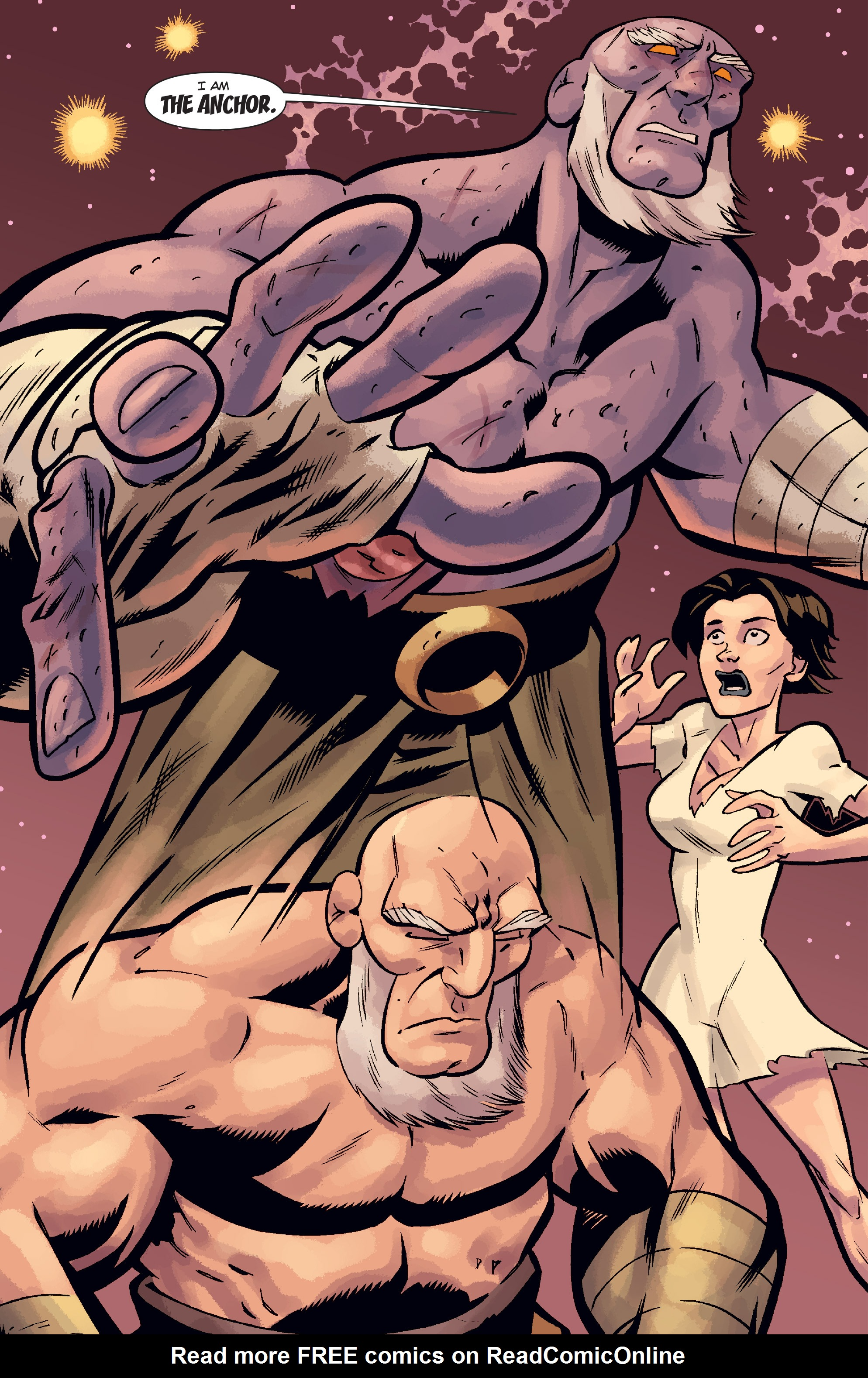 Read online The Anchor comic -  Issue # TPB 2 - 94