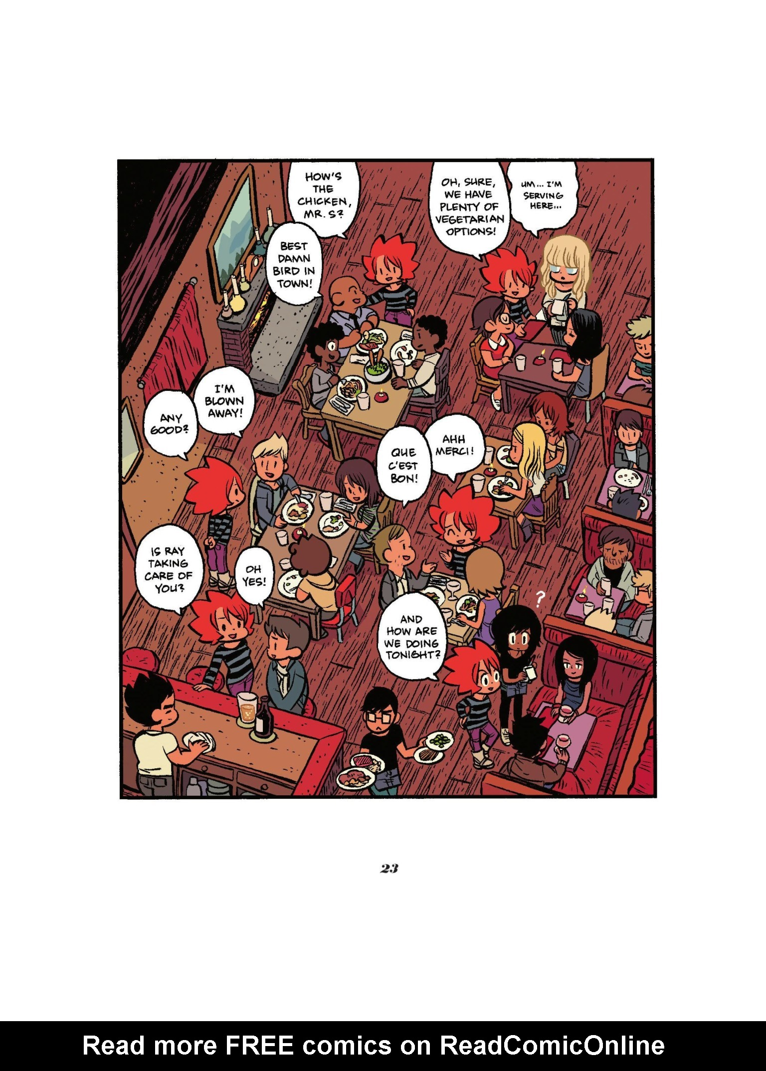 Read online Seconds comic -  Issue # Full - 25