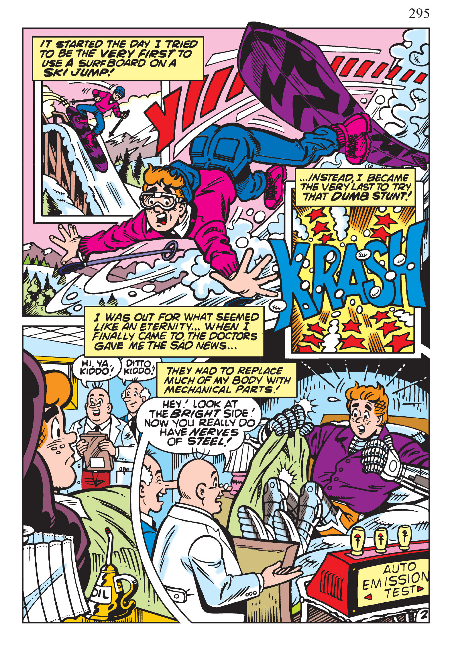 Read online The Best of Archie Comics comic -  Issue # TPB 1 (Part 2) - 67