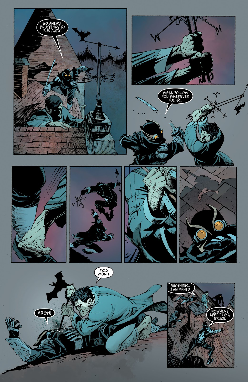 Batman (2011) Issue #8 #23 - English 12