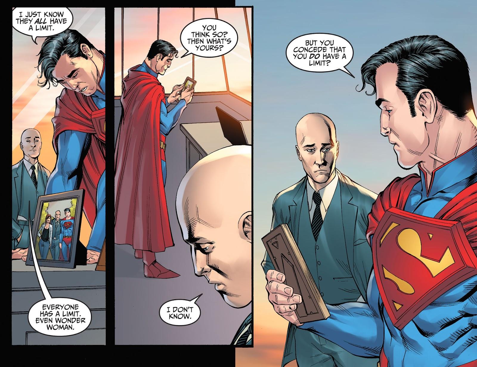 Injustice: Gods Among Us Year Four Issue #8 #9 - English 6
