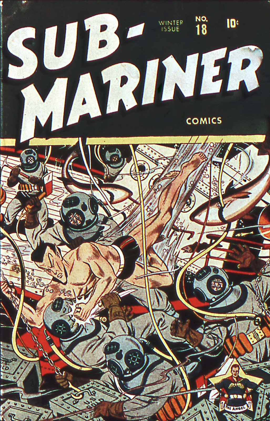 Sub-Mariner Comics Issue #18 #18 - English 1