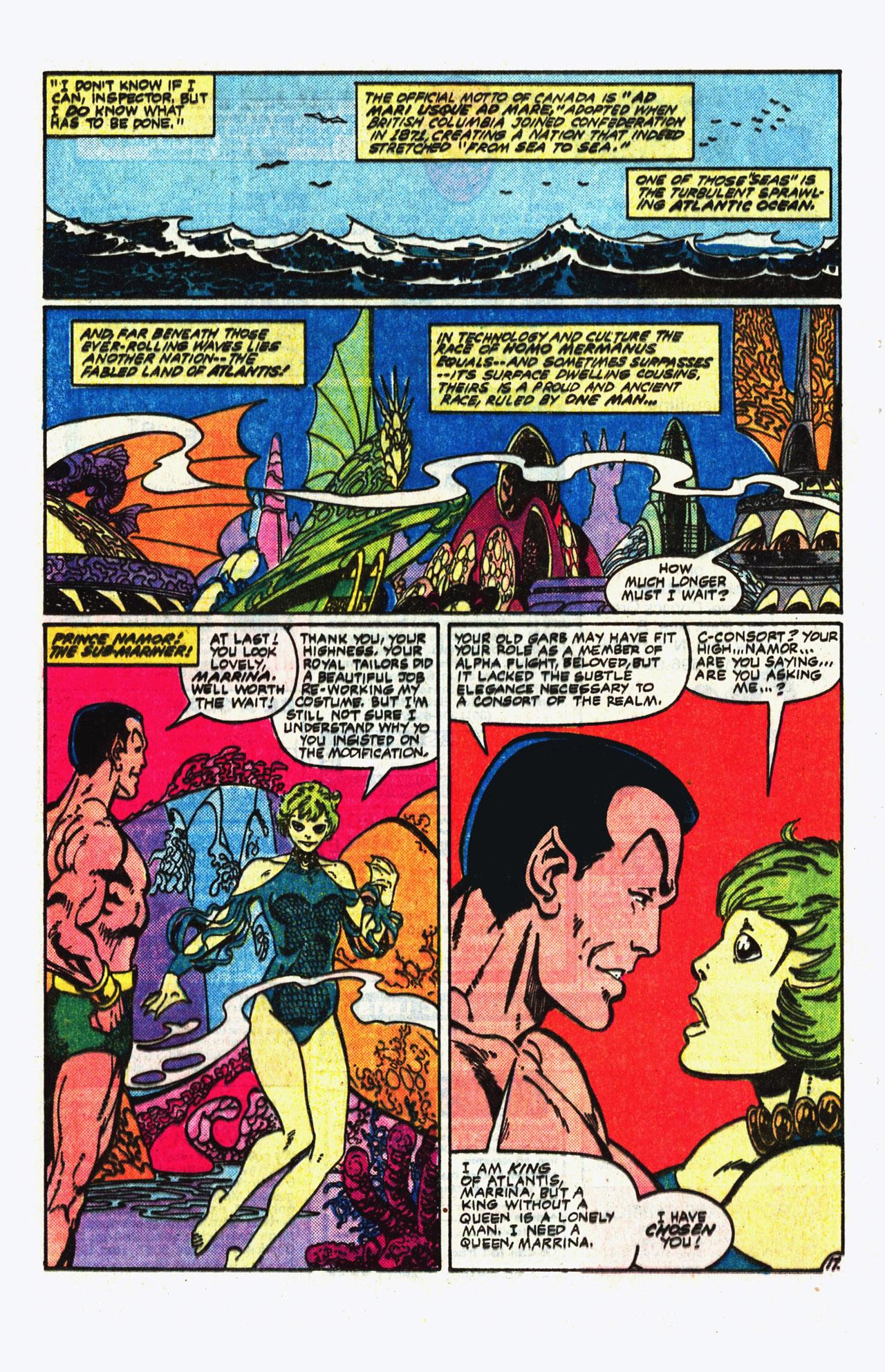 Alpha Flight (1983) 14 Page 17