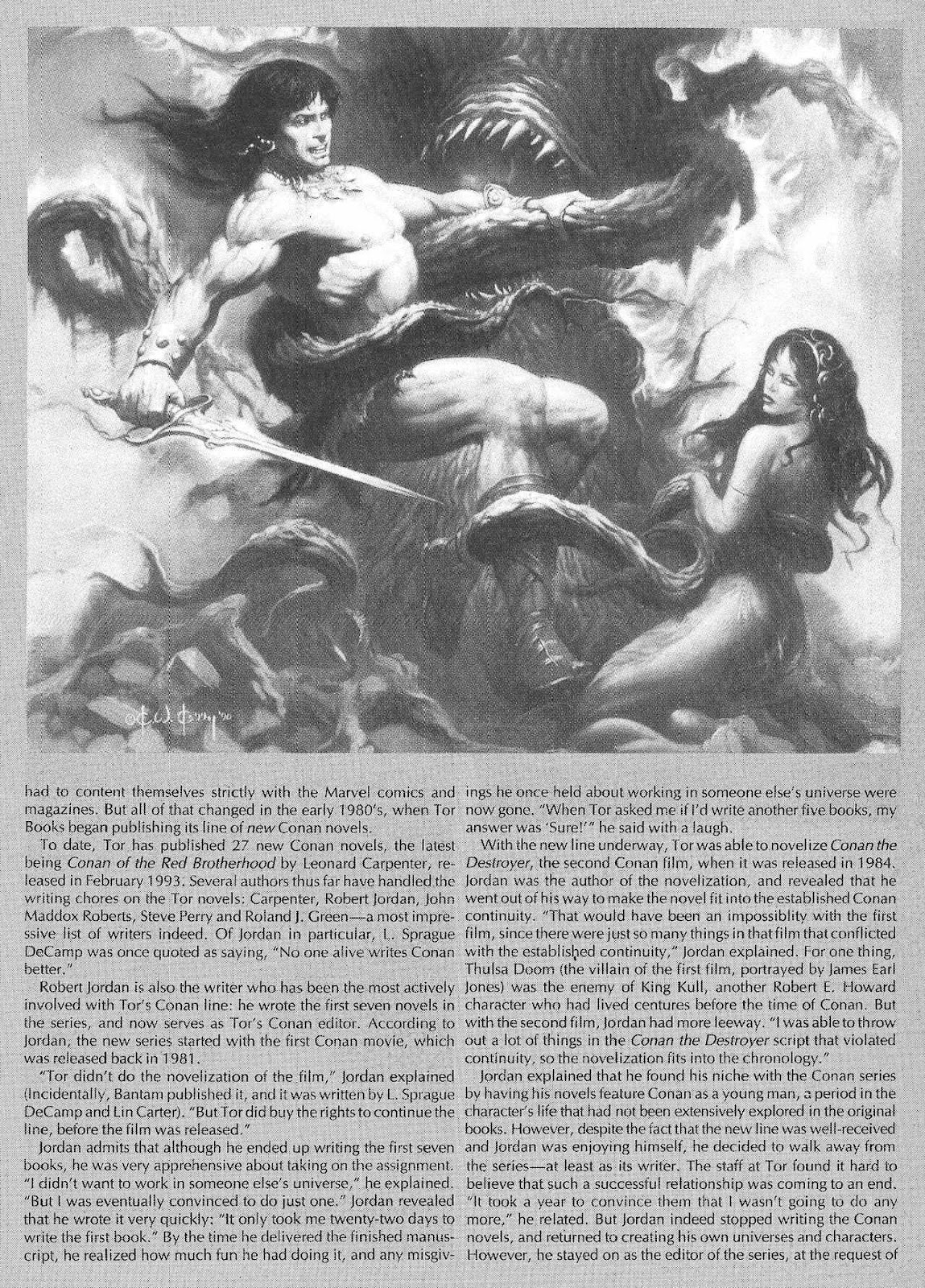 The Savage Sword Of Conan Issue #209 #210 - English 49