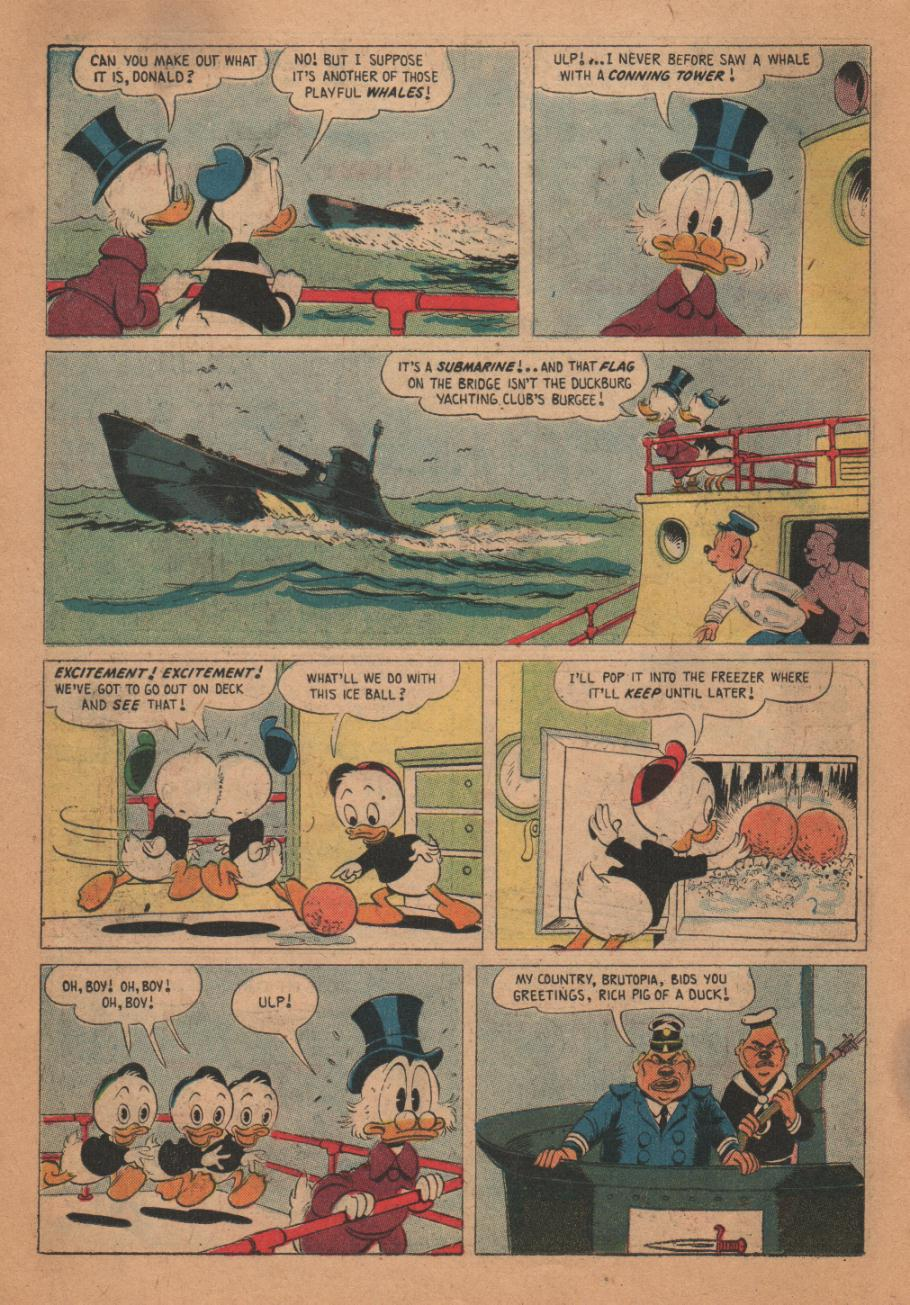 Uncle Scrooge (1953) Issue #17 #17 - English 14