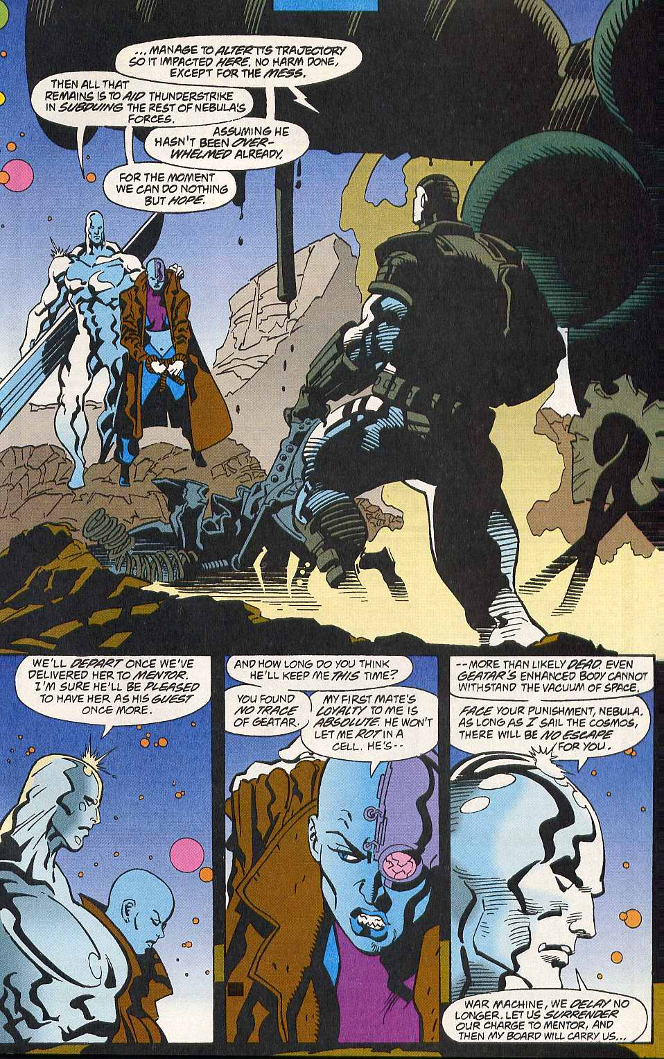 Read online Secret Defenders comic -  Issue #10 - 20