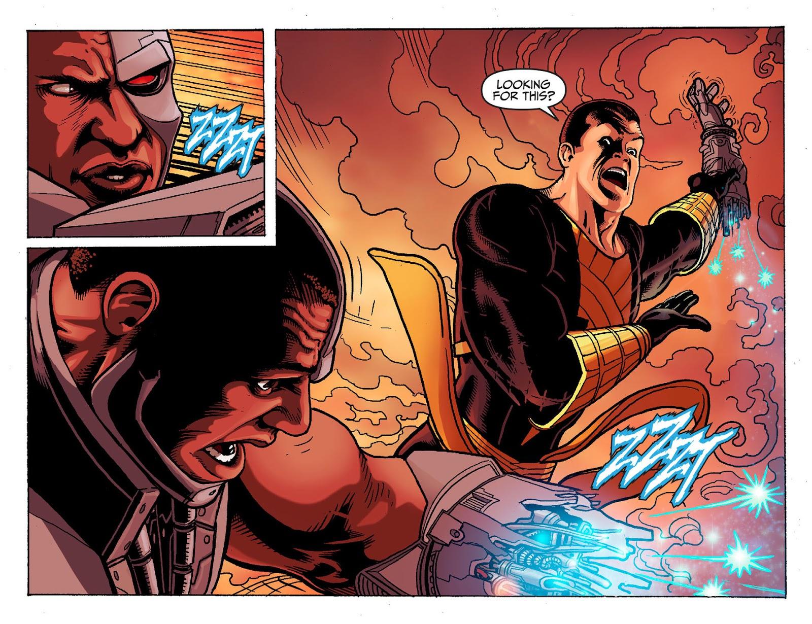 Injustice: Gods Among Us [I] Issue #19 #20 - English 9
