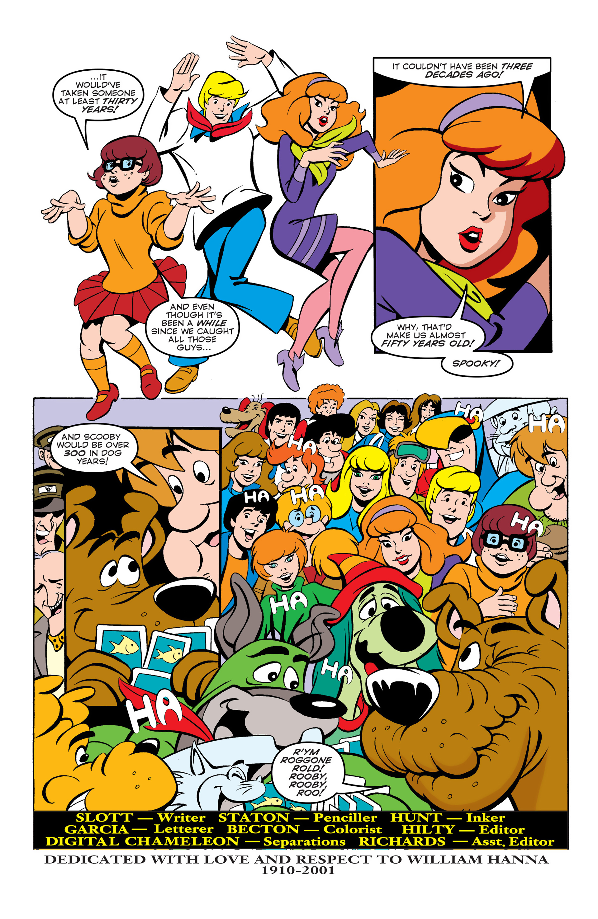 Read online Scooby-Doo (1997) comic -  Issue #50 - 23