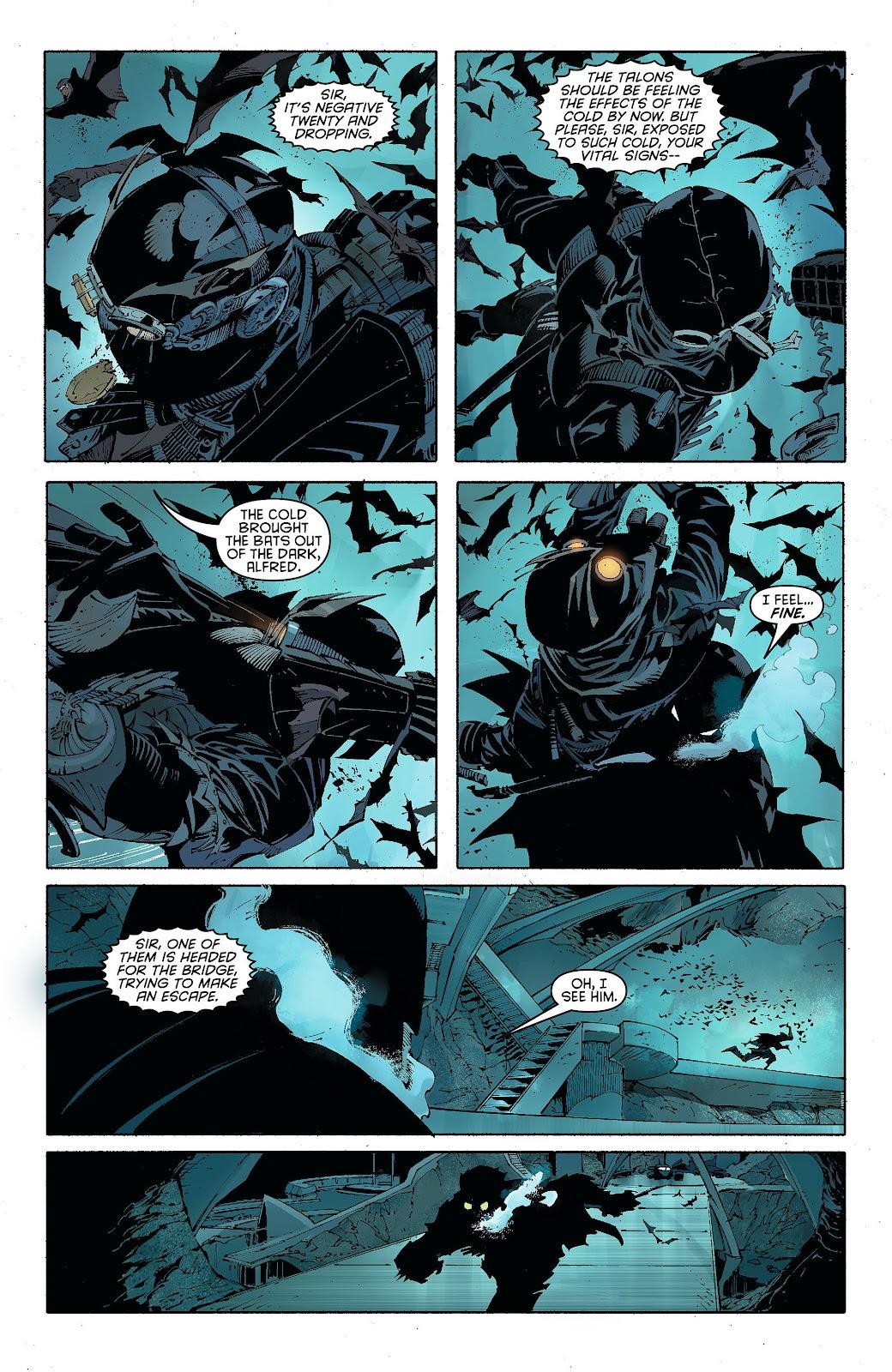 Batman (2011) Issue #9 #24 - English 16