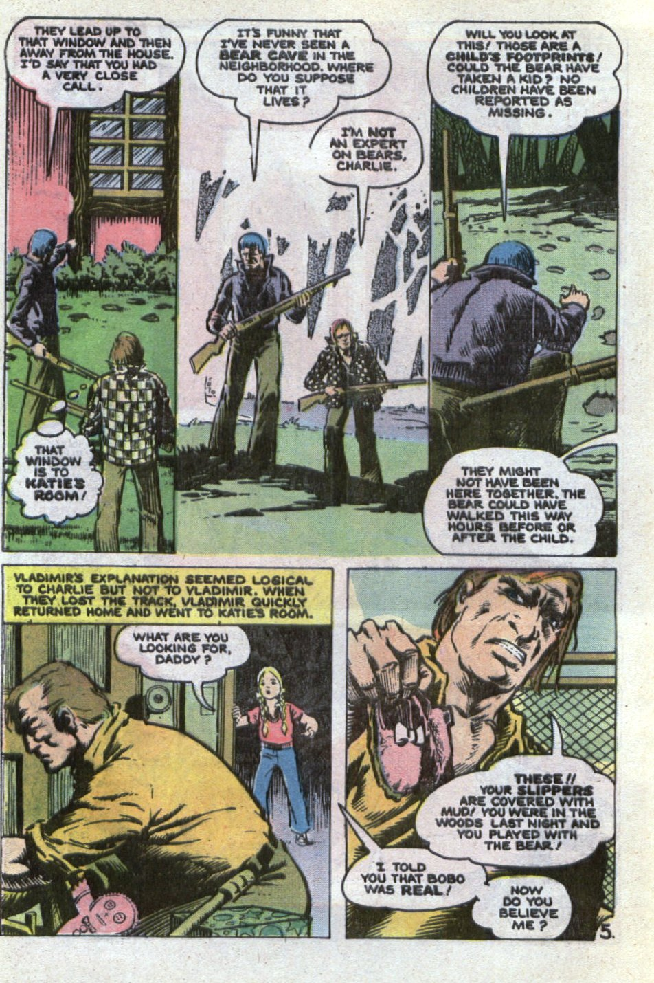 Read online Scary Tales comic -  Issue #21 - 28