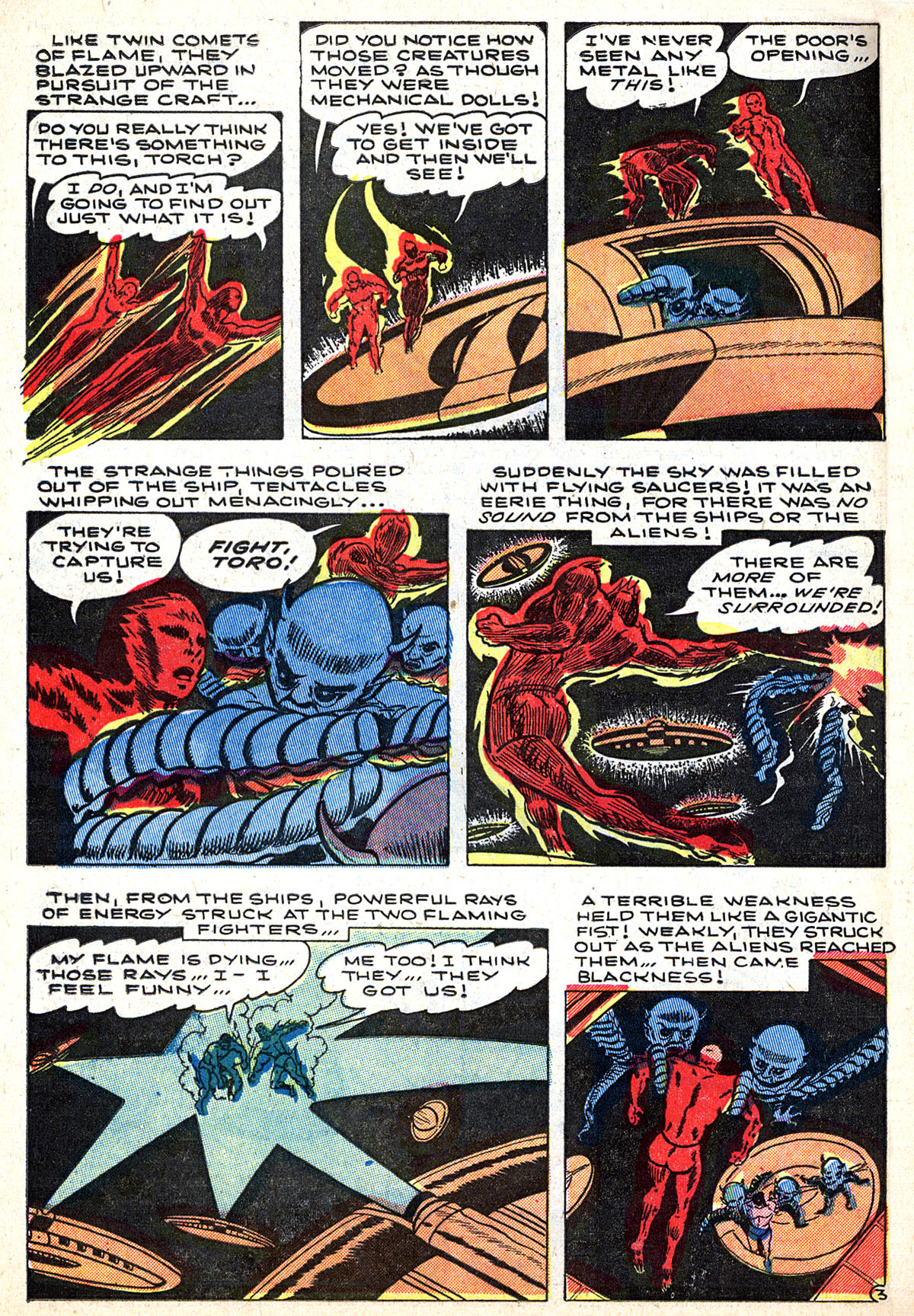 Sub-Mariner Comics #33 #33 - English 20