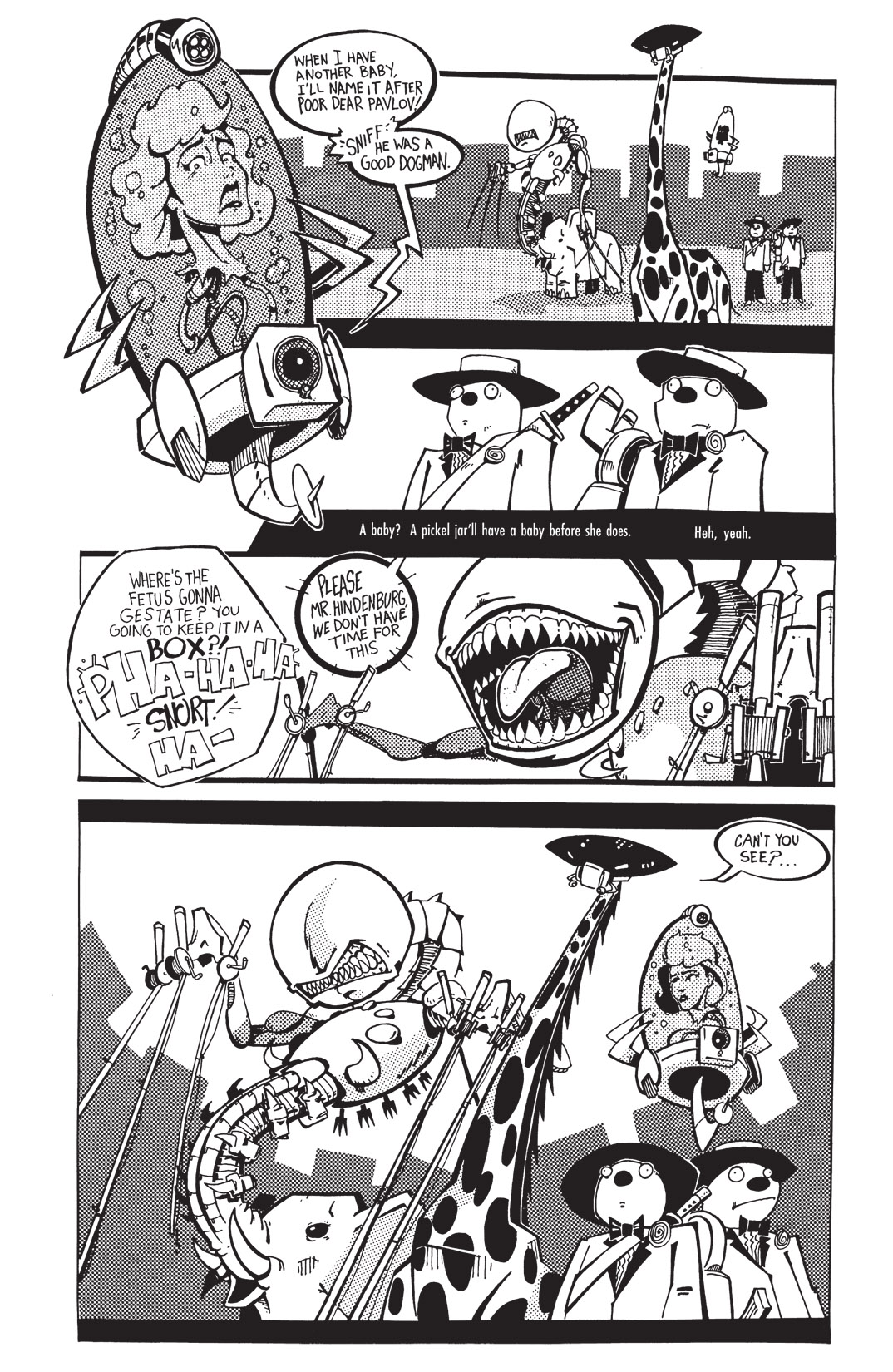 Read online Scud: The Disposable Assassin: The Whole Shebang comic -  Issue # TPB (Part 1) - 203