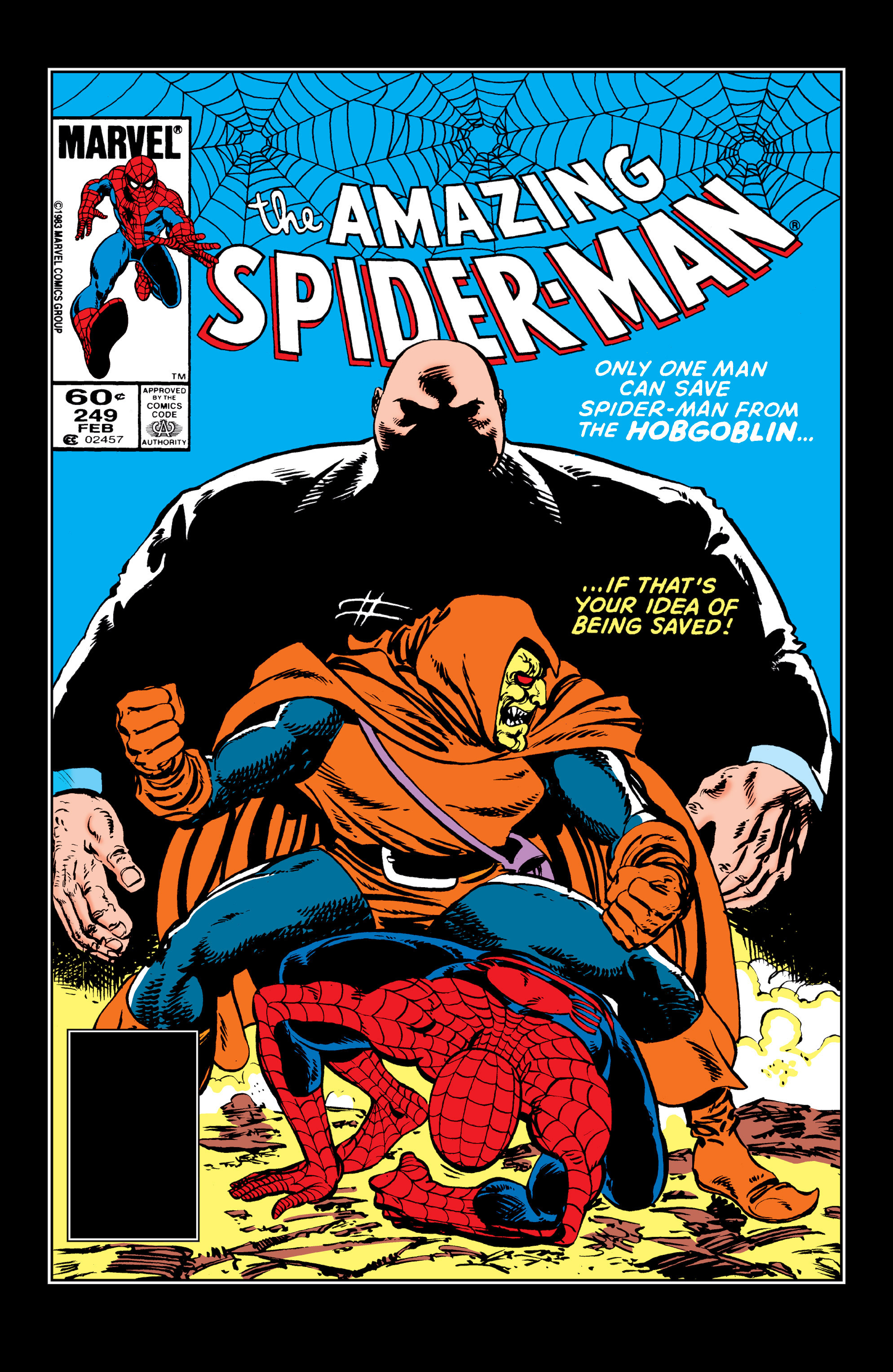 The Amazing Spider-Man (1963) 249 Page 1