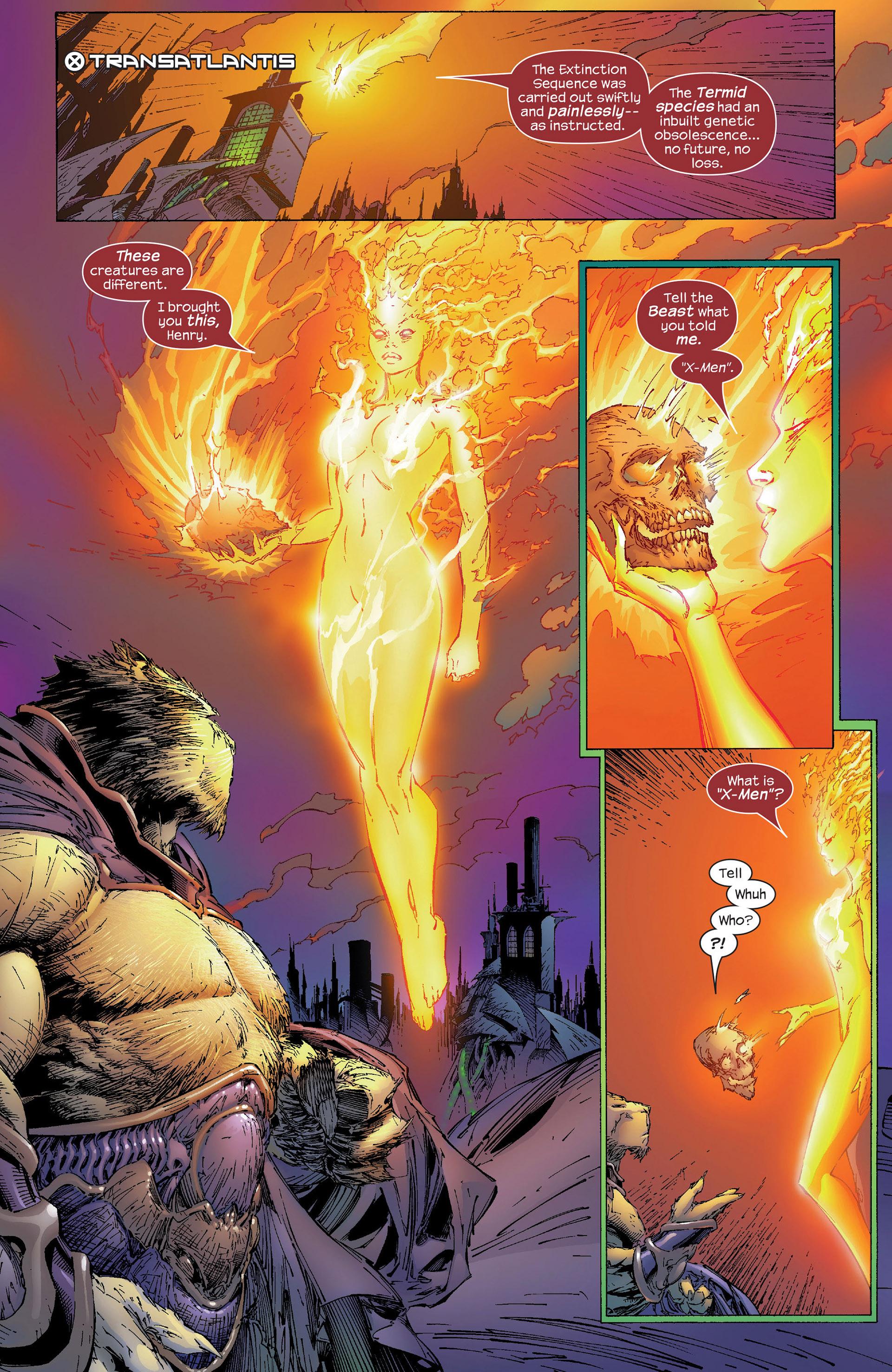 Read online New X-Men (2001) comic -  Issue #153 - 10