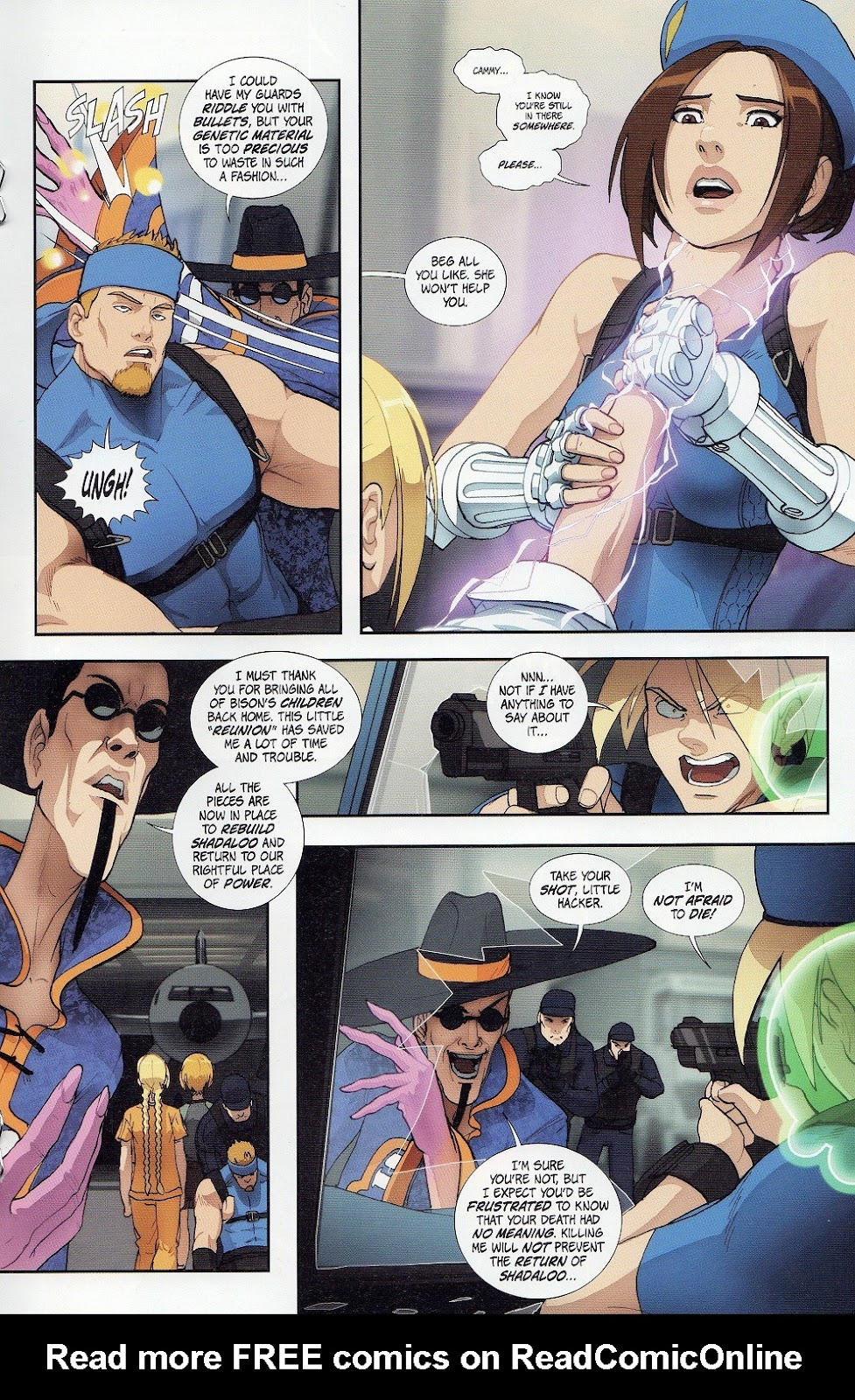 Street Fighter Legends: Cammy Issue #3 #3 - English 19