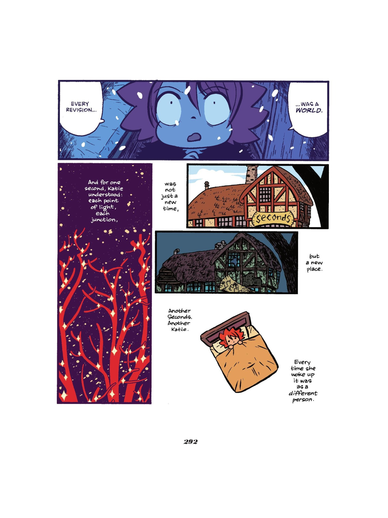 Read online Seconds comic -  Issue # Full - 292