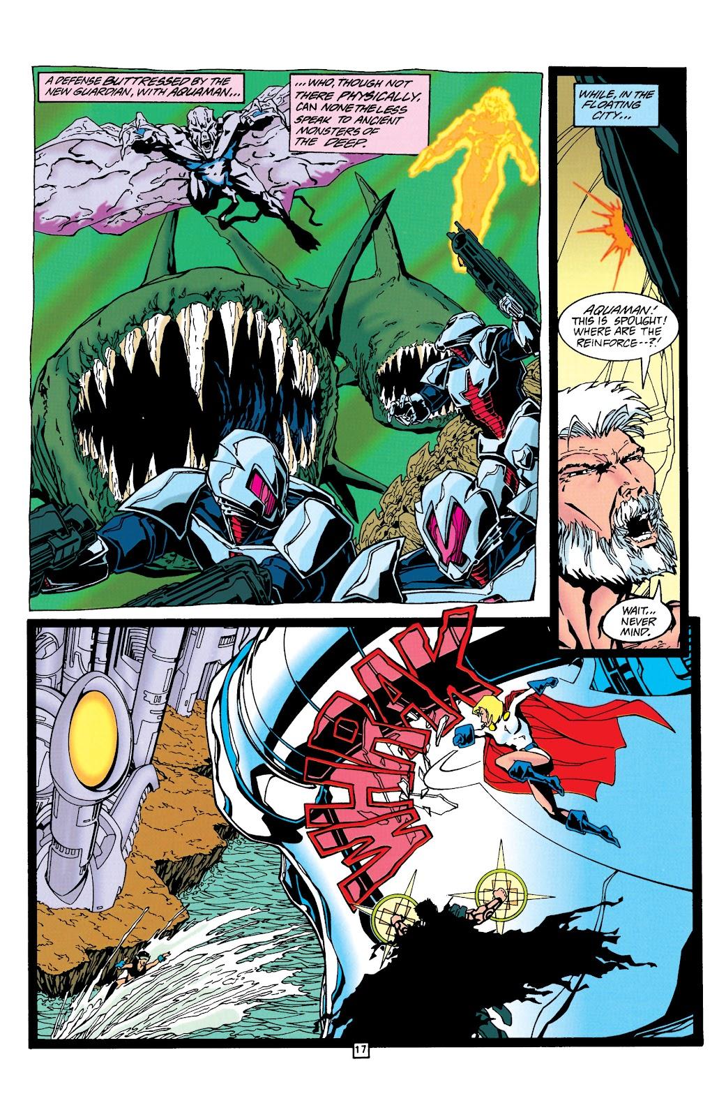 Aquaman (1994) Issue #24 #30 - English 18