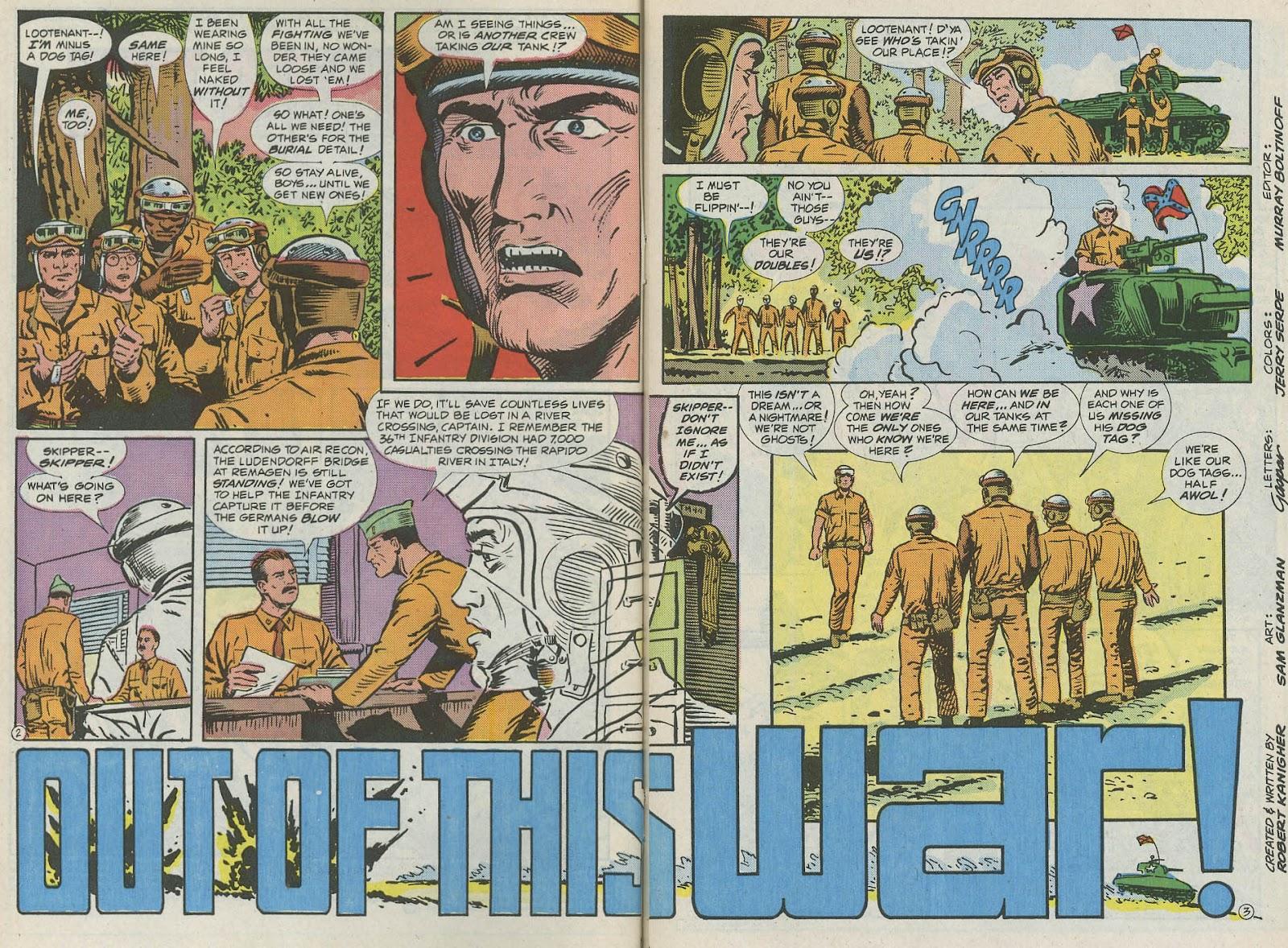 G.I. Combat (1952) Issue #288 #288 - English 4