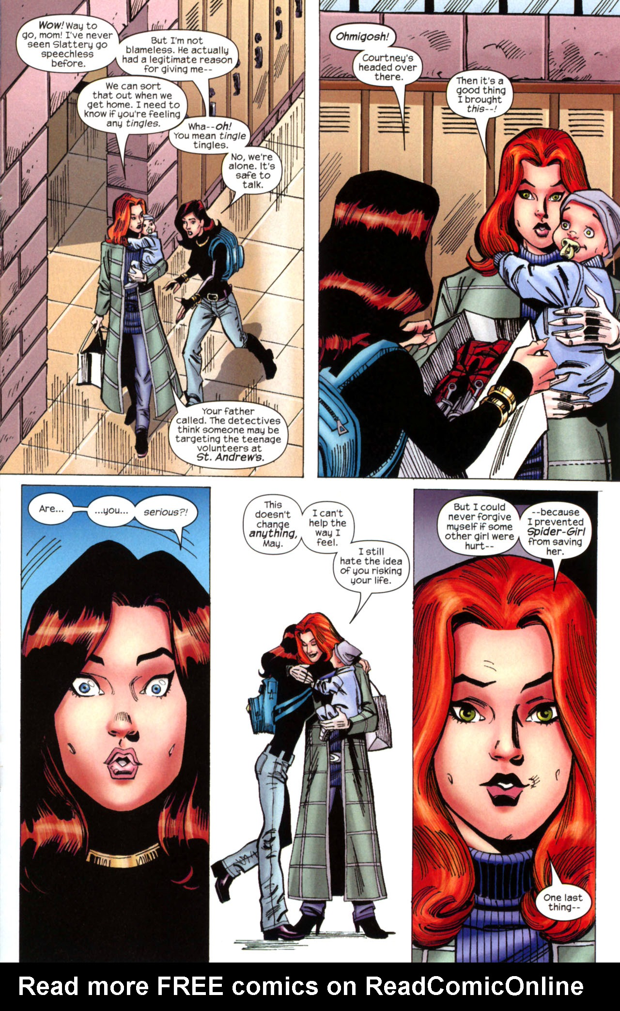 Amazing Spider-Girl #2 #29 - English 17