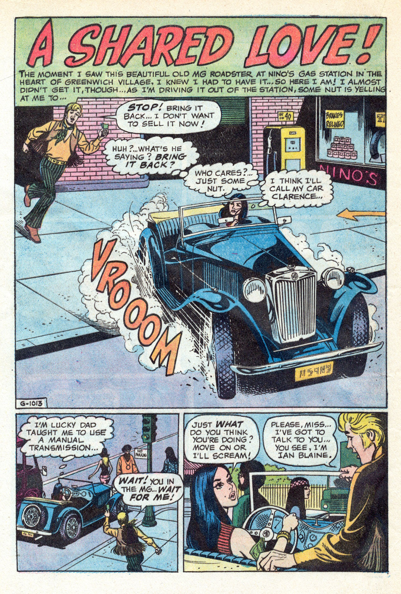 Read online Secret Hearts comic -  Issue #149 - 20