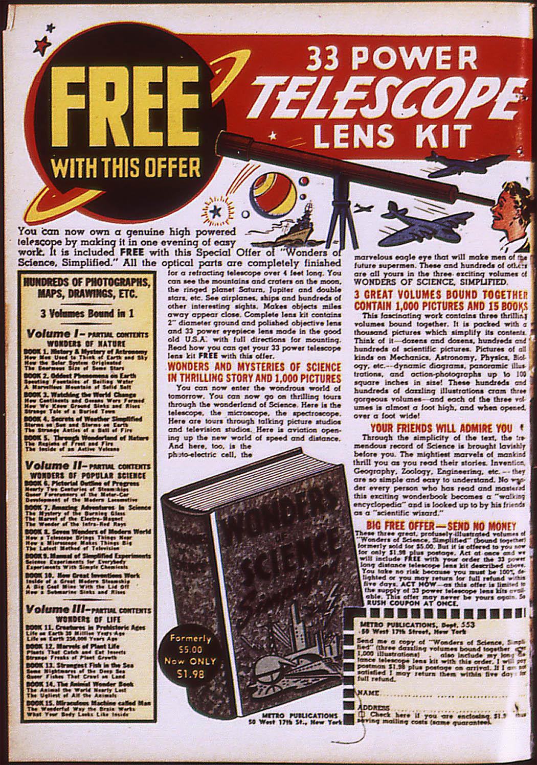 Sub-Mariner Comics Issue #8 #8 - English 69