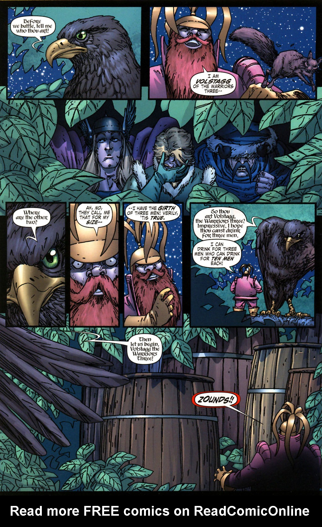 Read online Thor: Blood Oath comic -  Issue #2 - 9
