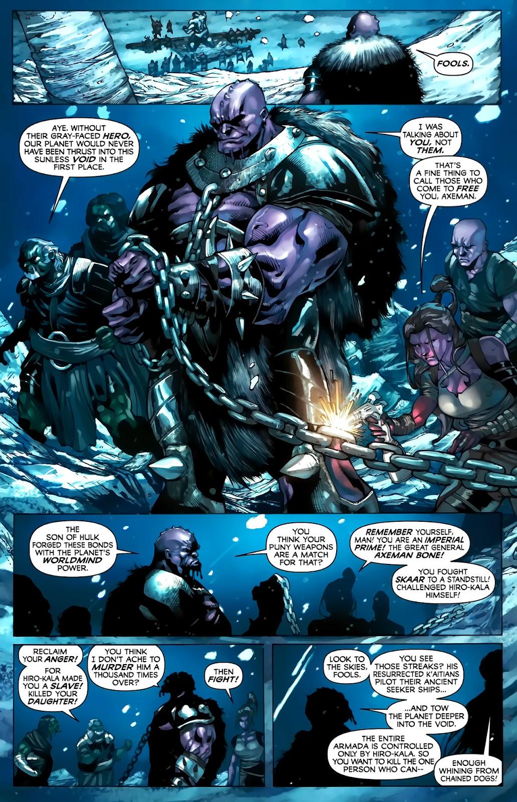 Incredible Hulks (2010) Issue #612 #2 - English 22