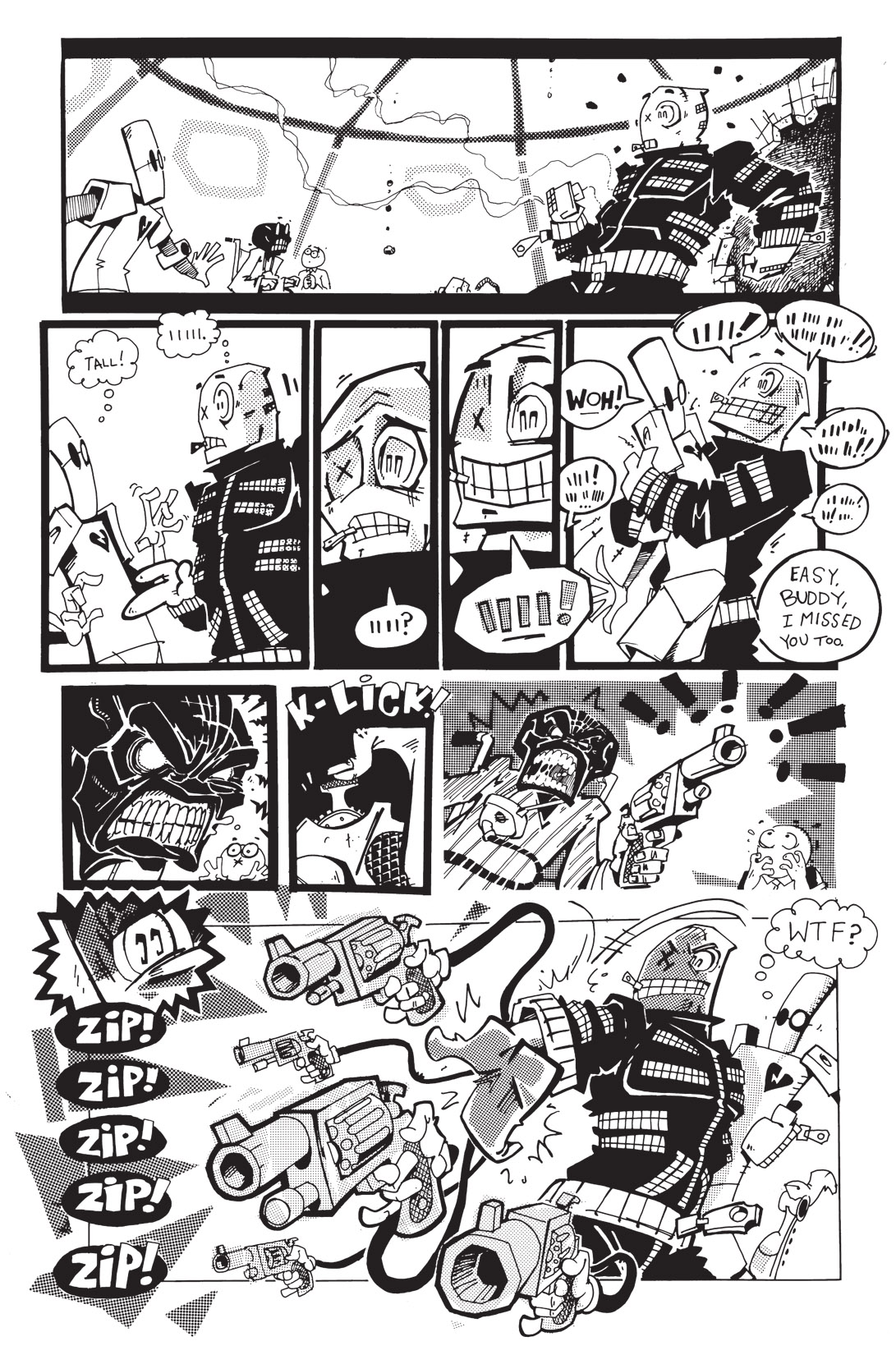 Read online Scud: The Disposable Assassin: The Whole Shebang comic -  Issue # TPB (Part 4) - 39