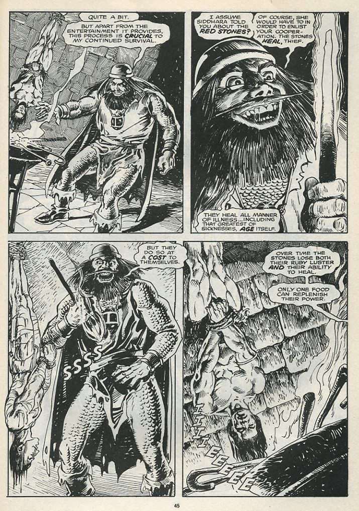 The Savage Sword Of Conan Issue #174 #175 - English 47
