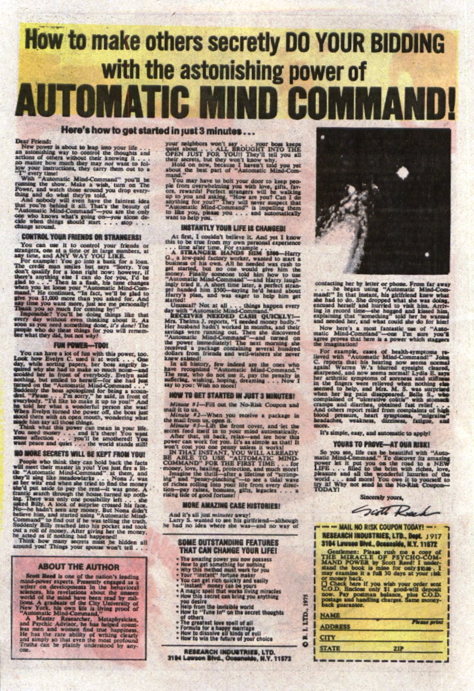 Read online Scary Tales comic -  Issue #24 - 30