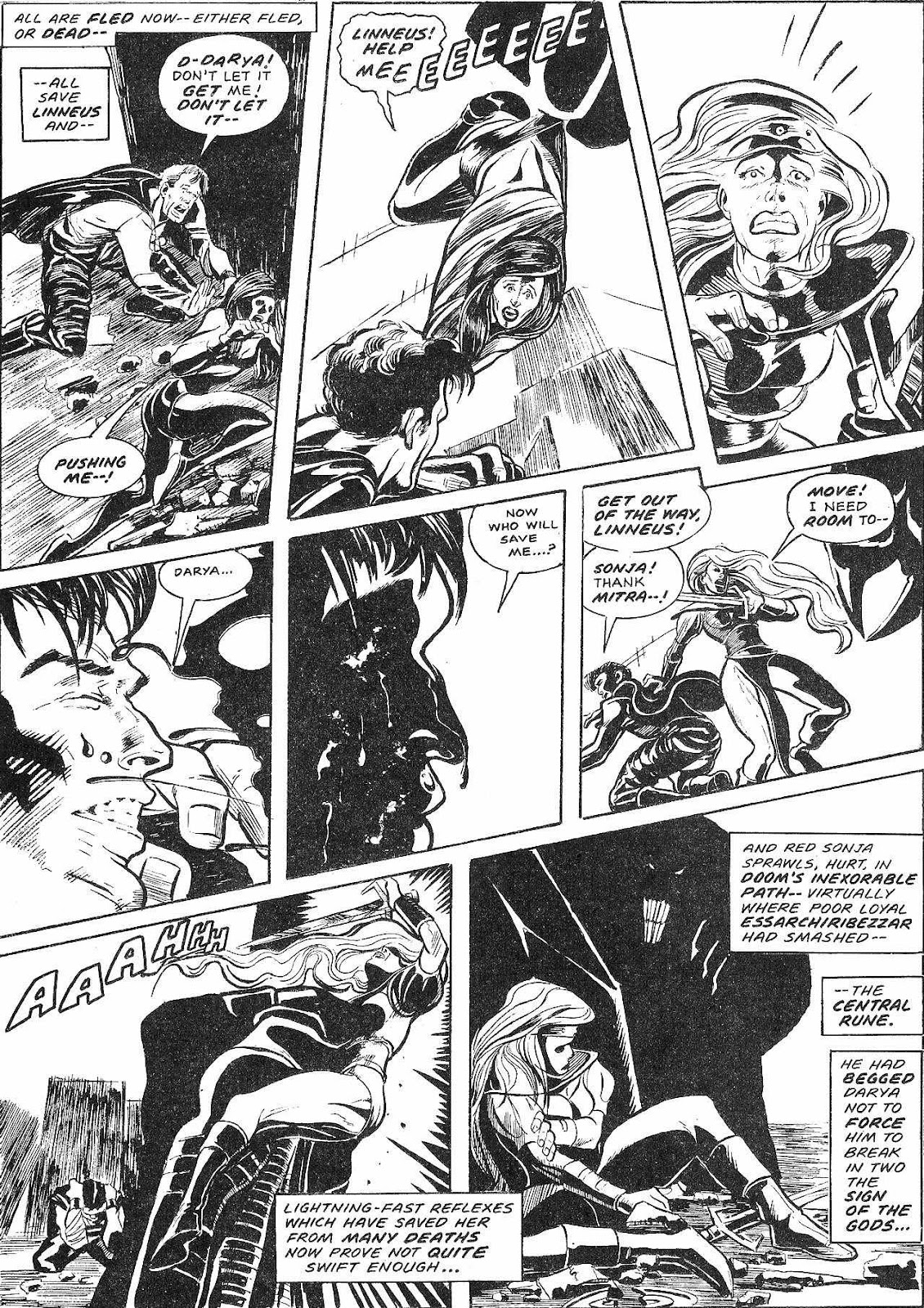 The Savage Sword Of Conan Issue #210 #211 - English 58