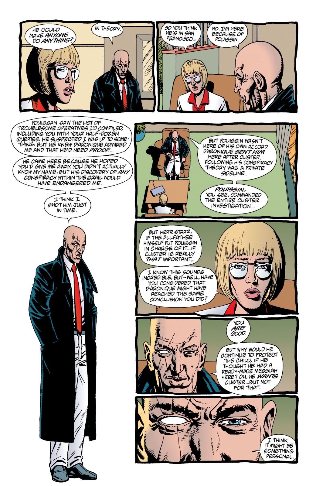 Preacher Issue #14 #23 - English 18