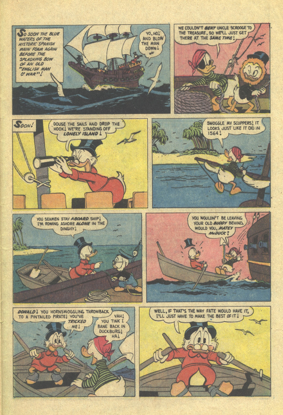 Uncle Scrooge (1953) Issue #103 #103 - English 25