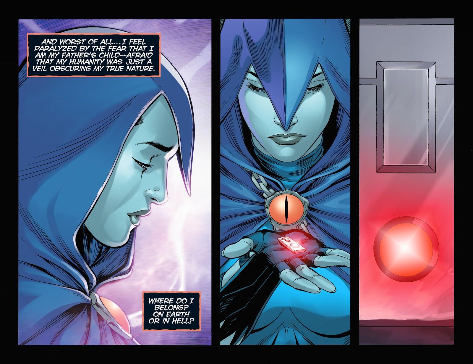 Injustice: Gods Among Us Year Four Issue #11 #12 - English 9