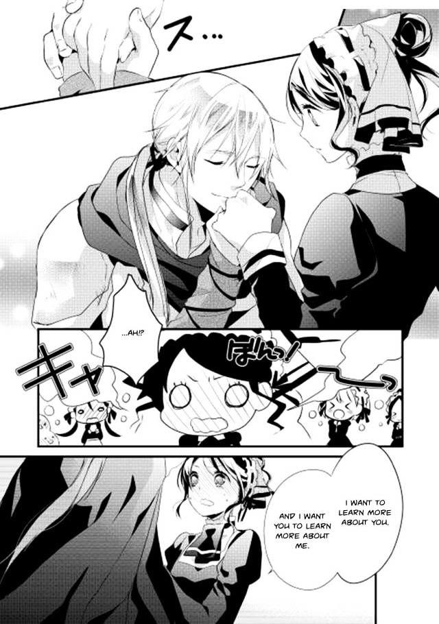 Yuusha-sama ni Ikinari Kyuukonsareta no Desu ga vol.001 ch.002