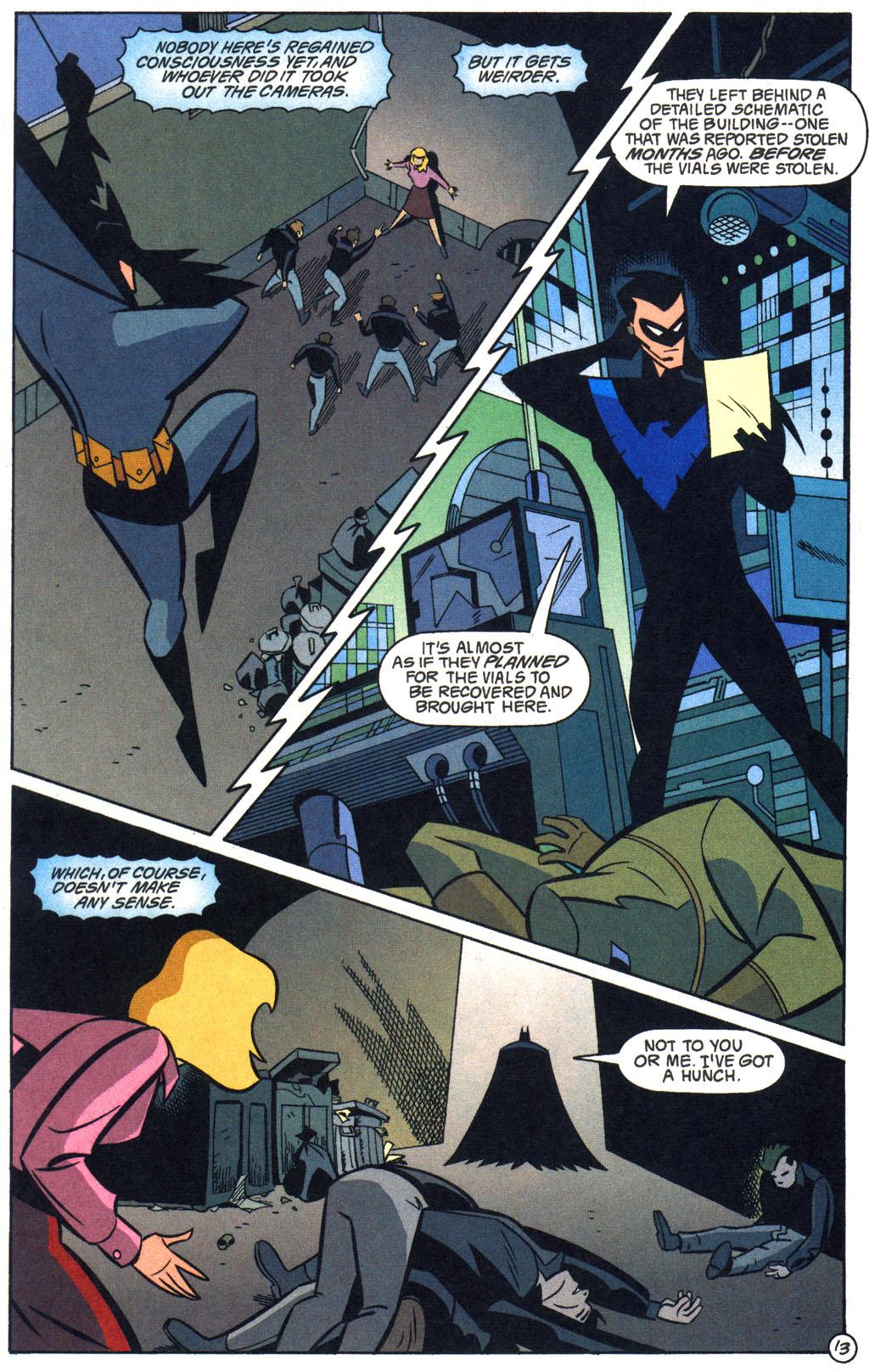 Batman: Gotham Adventures 13 Page 14