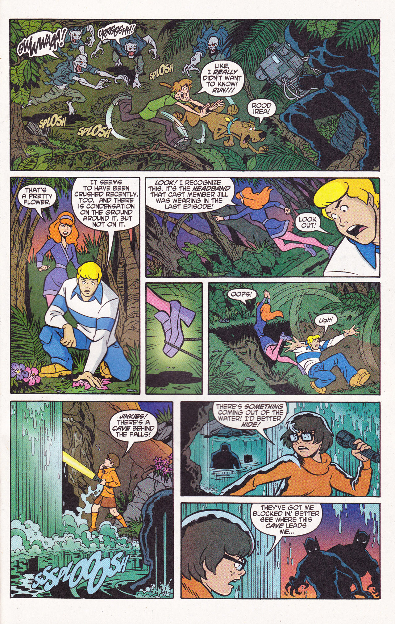 Read online Scooby-Doo (1997) comic -  Issue #109 - 25