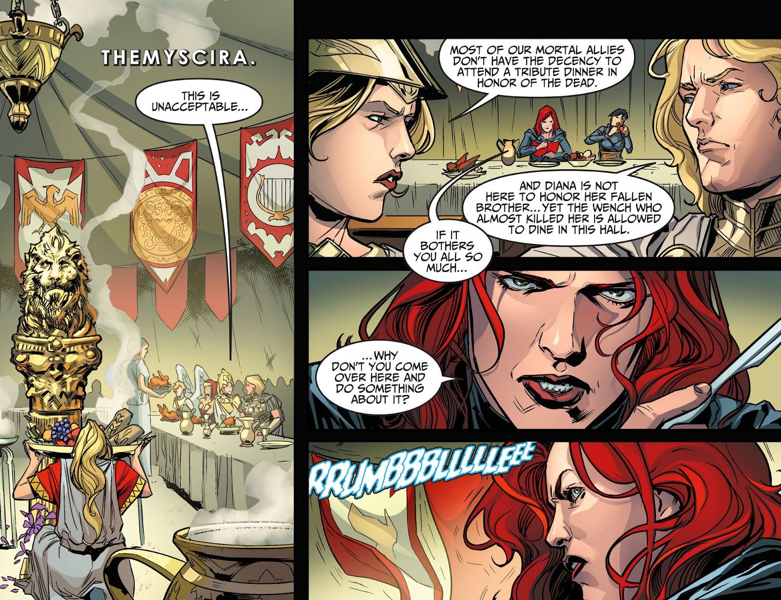 Injustice: Gods Among Us Year Four Issue #17 #18 - English 8