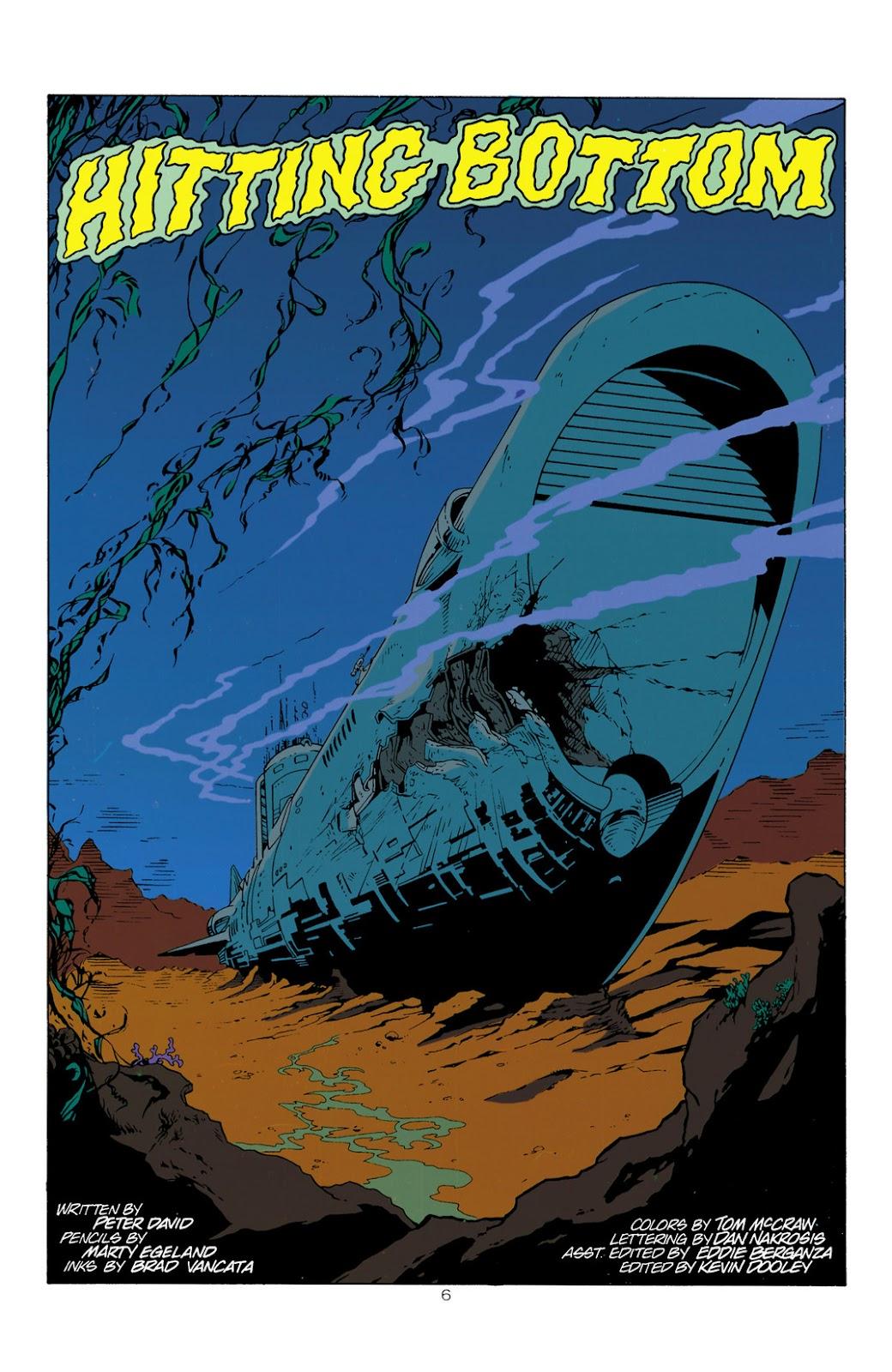 Aquaman (1994) Issue #1 #7 - English 7
