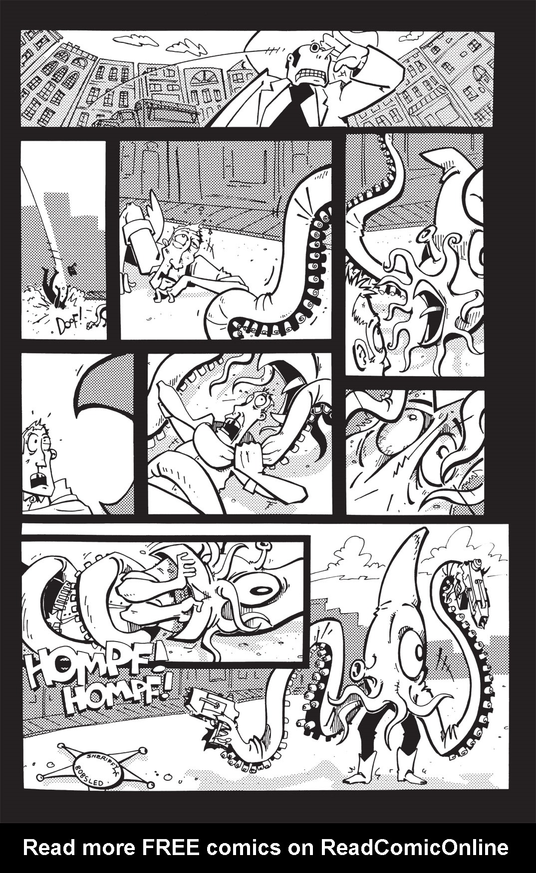 Read online Scud: The Disposable Assassin: The Whole Shebang comic -  Issue # TPB (Part 2) - 2