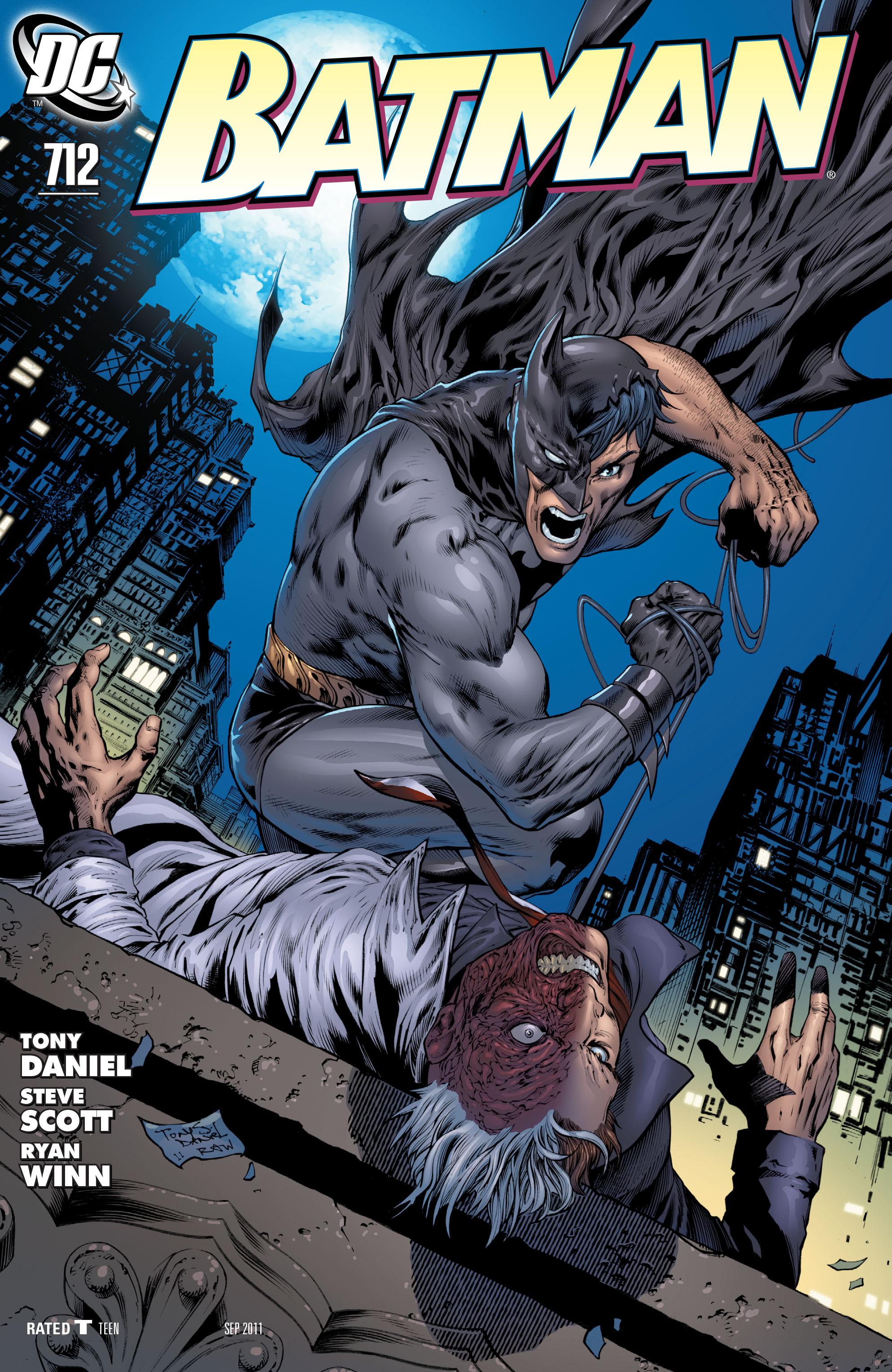 Batman (1940) 712 Page 1