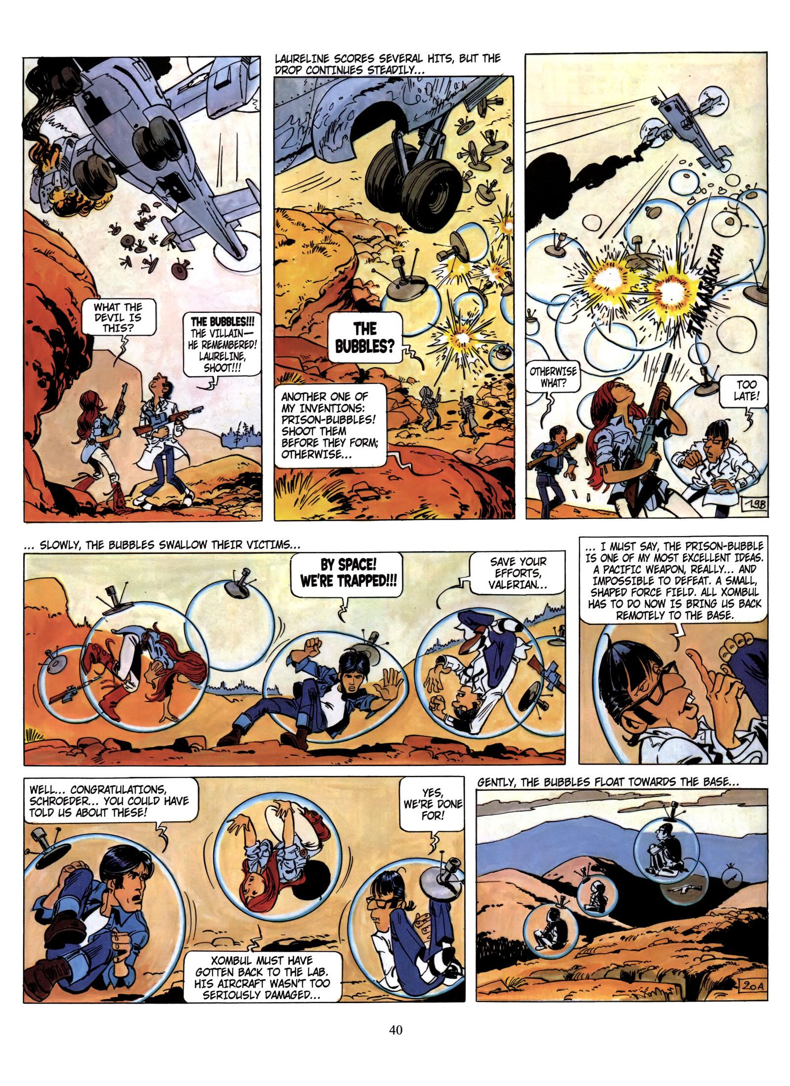 Valerian and Laureline #1 #23 - English 46