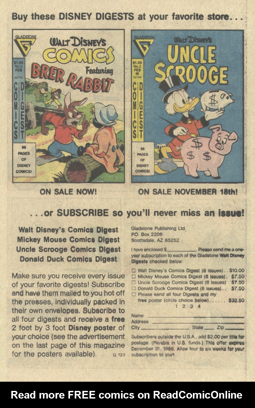 1953) Issue #111 </option #191 - English 25